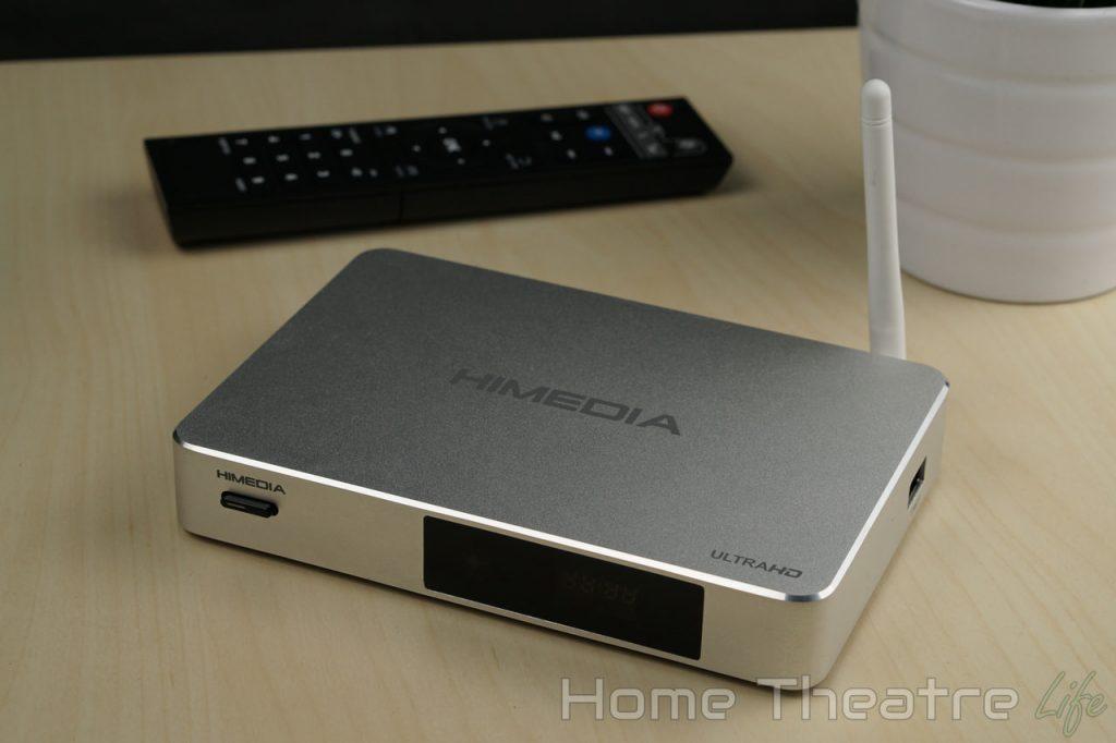 Android TV Box Himedia Q5 Pro 4K