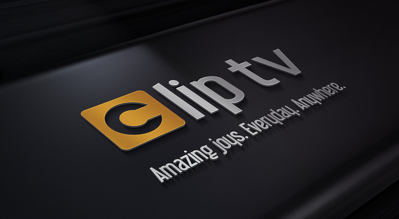 Logo Clip TV Box