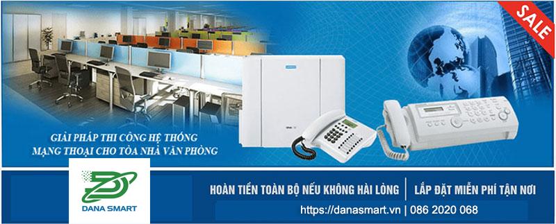 Lắp đặt tổng đài điện thoại tại Đà Nẵng