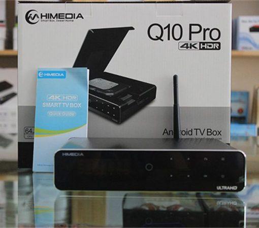 Android Box Himedia Q10 Pro 4K