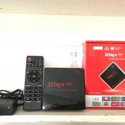 TV box HDGo H2 Pro