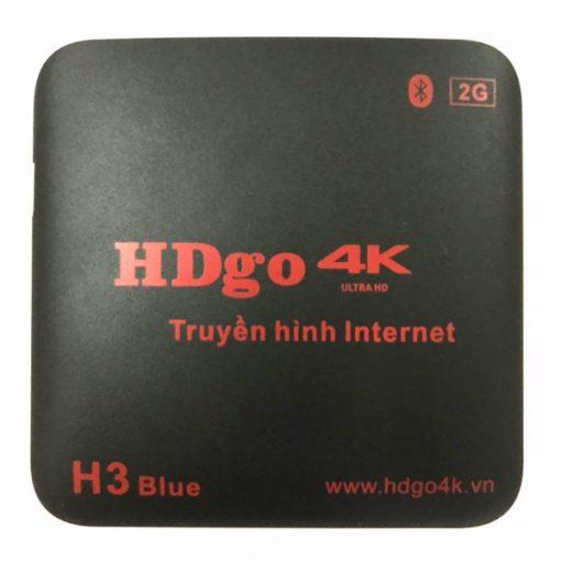 Tivi Box Android HDgo H3 Blue 2G Bluetooth