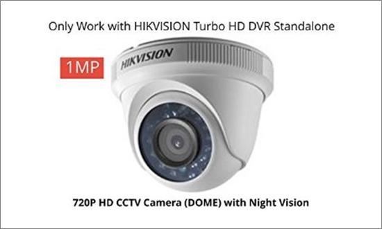Camera HD-TVI HIKVISION DS-2CE56C0T-IRP - 1