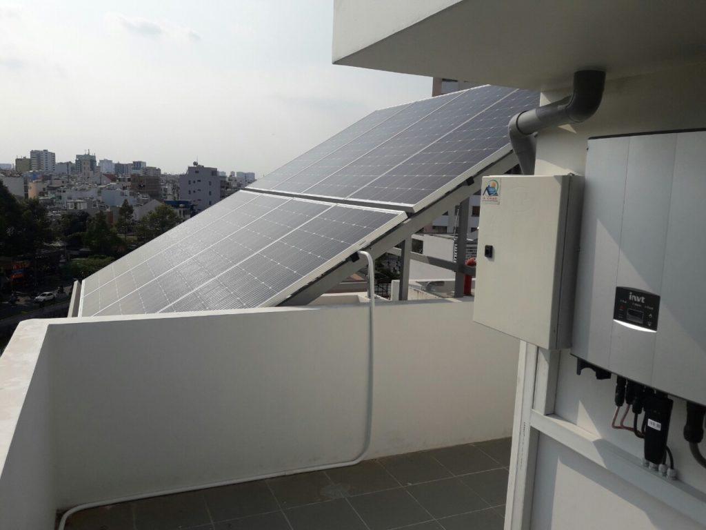 Lắp điện Mặt trời tại TP Đà Nẵng