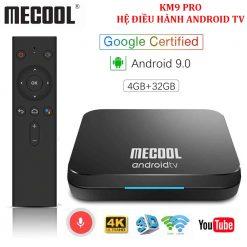 Android TV Box Mecool KM9 Pro