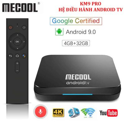Android TV Box Mecool KM9 Pro