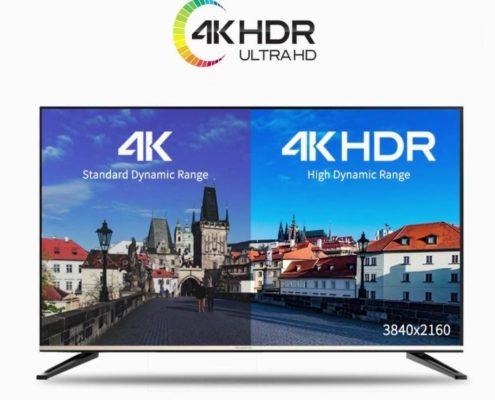 Mecool KM9 Pro hỗ trợ phát hình ảnh HDR 4K cho màu sắc rực rỡ và sắc nét đến từng chi tiết