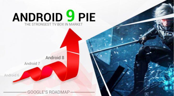 Hệ điều hành Android 9.0 PIE