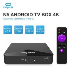 magicSee N5 Android TV Box Dana Smart
