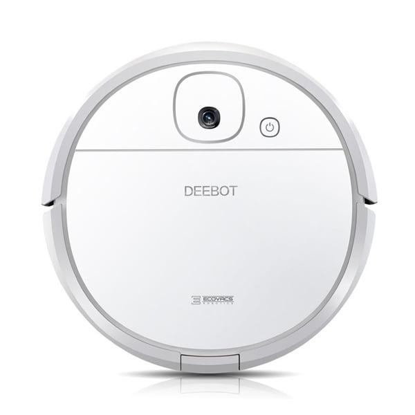 Những tiện ích khi bạn sử dụng robot hút bụi Robot-hut-bui-ecovacs-deebot-dj35-dana-smart