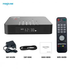 ANDROID TV BOX MagicSee N5 MAX