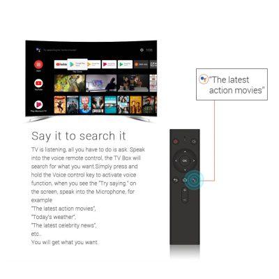 Voice Remote KM9 Pro