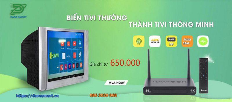 Android tv box giá rẻ tại Đà nẵng