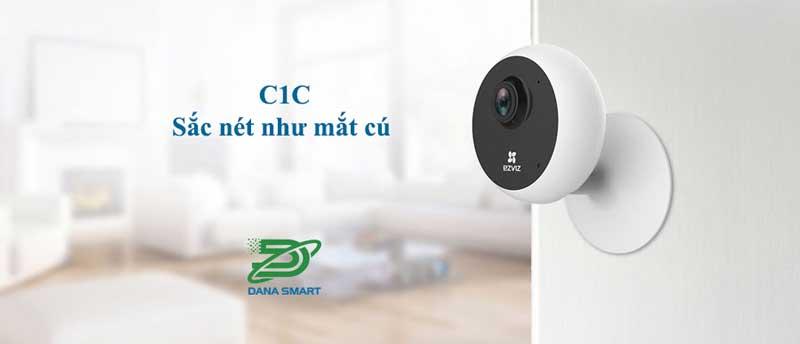 Camera wifi đa năng EZVIZ C1C 720P